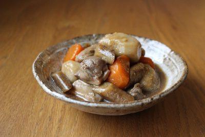 中華風炒り鶏