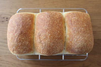 キタノカオリ山食パン