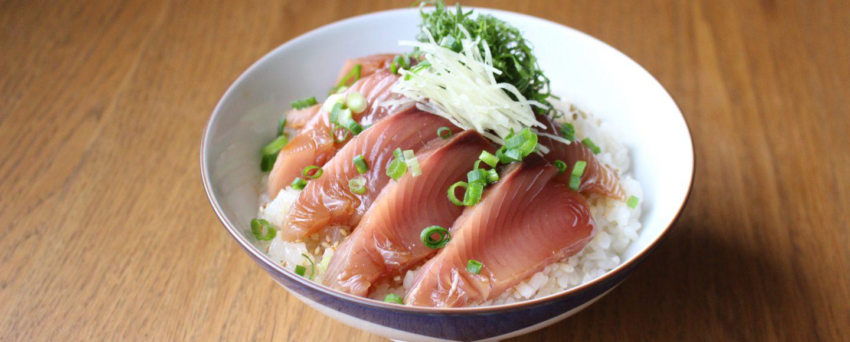 かつおの手こね寿司