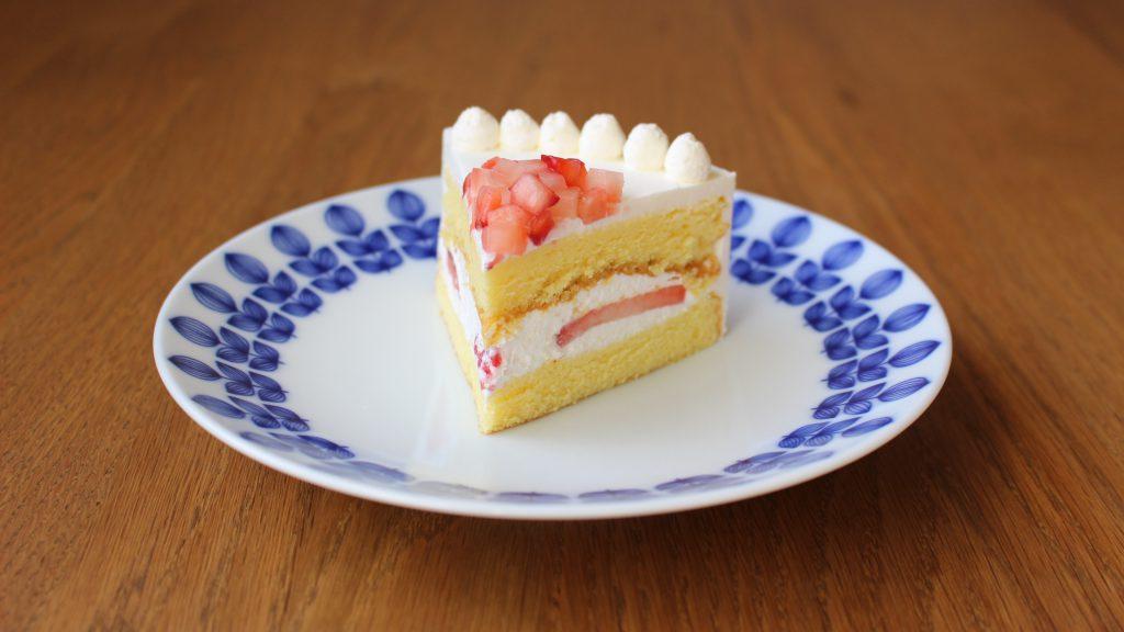昭和ないちごのショートケーキ