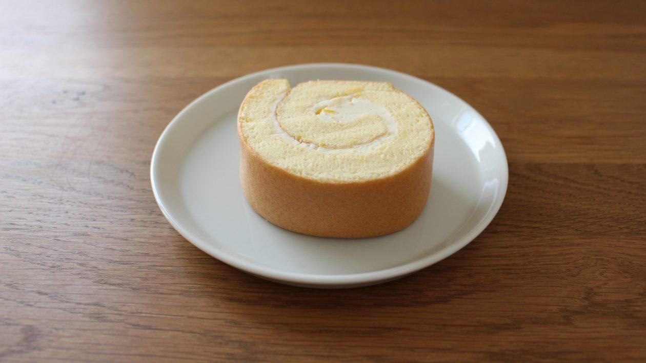 レモンロールケーキ