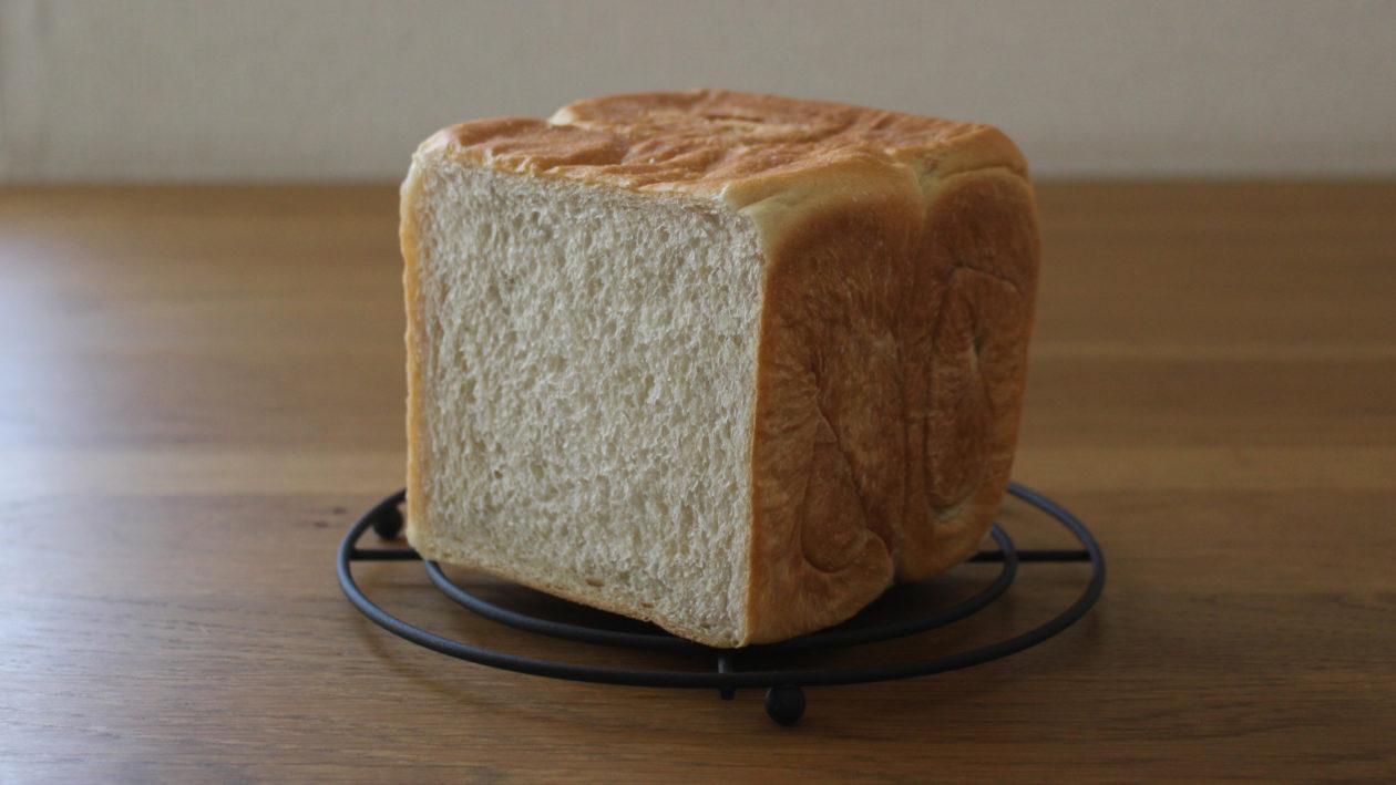 ゆめかおりの角食パン
