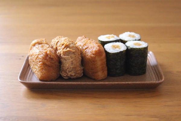 ゆずいなり寿司