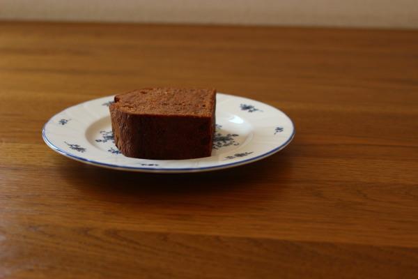 オレンジショコラケーキ