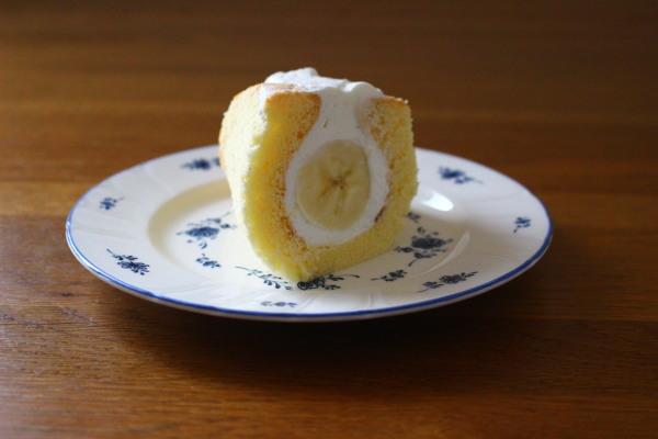 まるごとバナナロール
