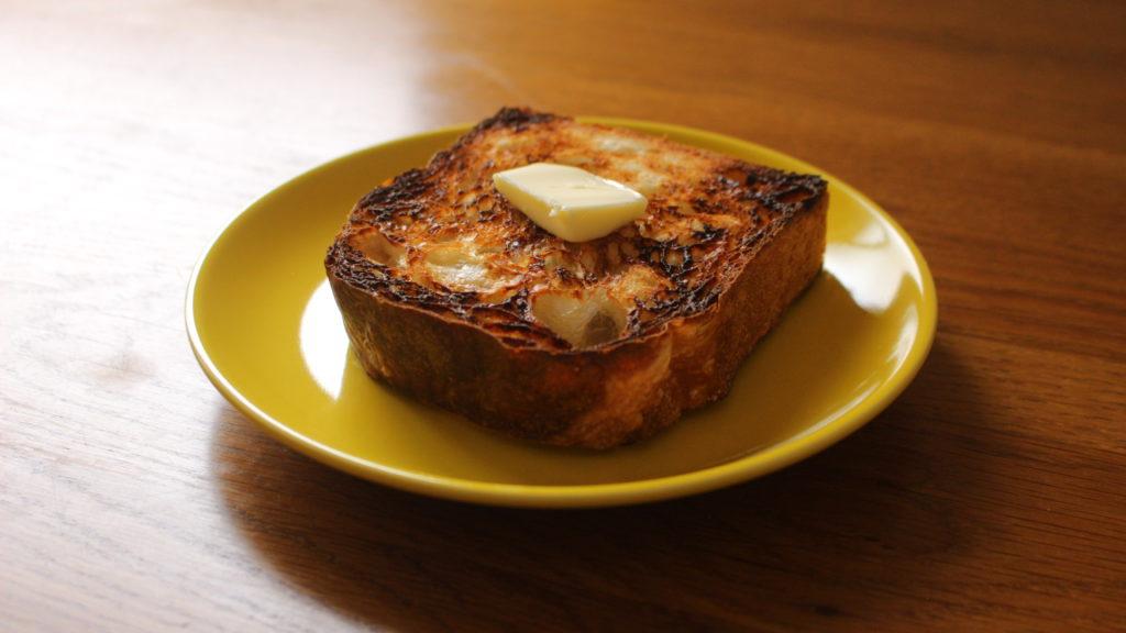 おもしろい食パン
