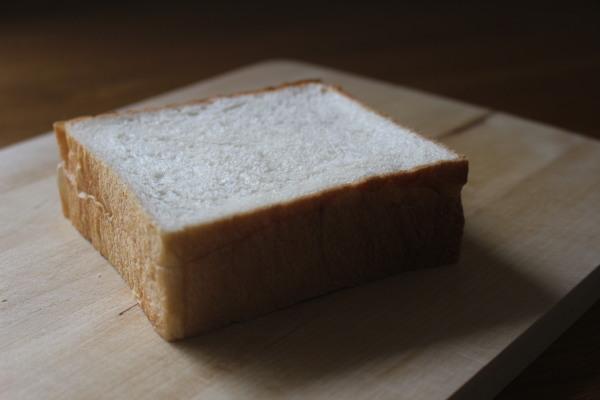 甘い角食パン