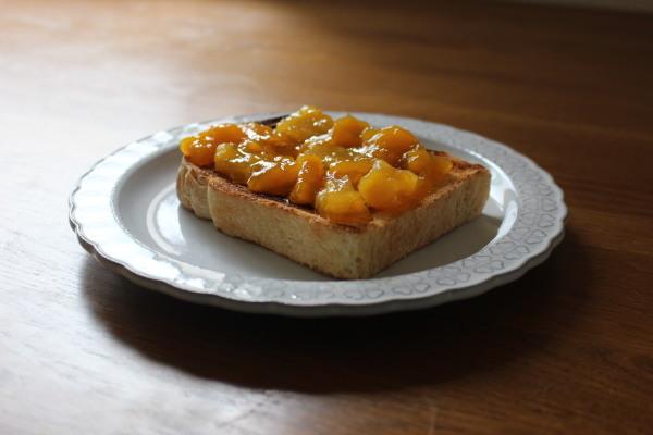 マンゴーとパイナップルのジャム