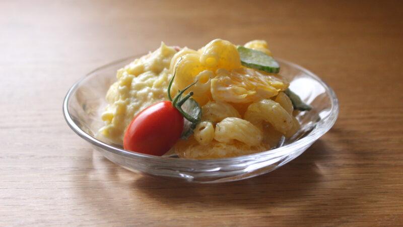 ポテトサラダとマカロニサラダ